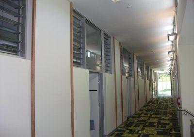 Above doors