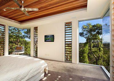 Treetops Residential House, Brisbane, Australia