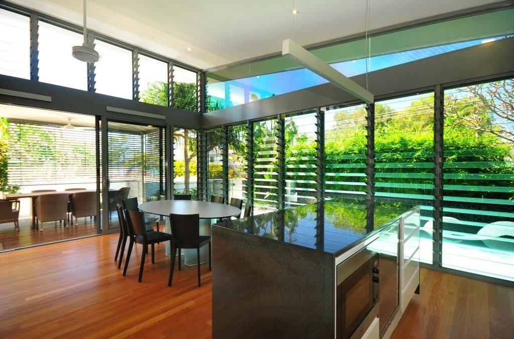 Civic Steel Residential Home, Sunshine Coast, Australia