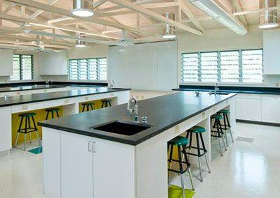 Lanai High & Elementary School, Maui, Hawaii