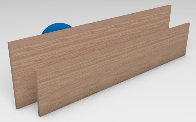 <strong>Wood</strong><p>Reduces heat in your home and provides privacy with ventilation.</p>